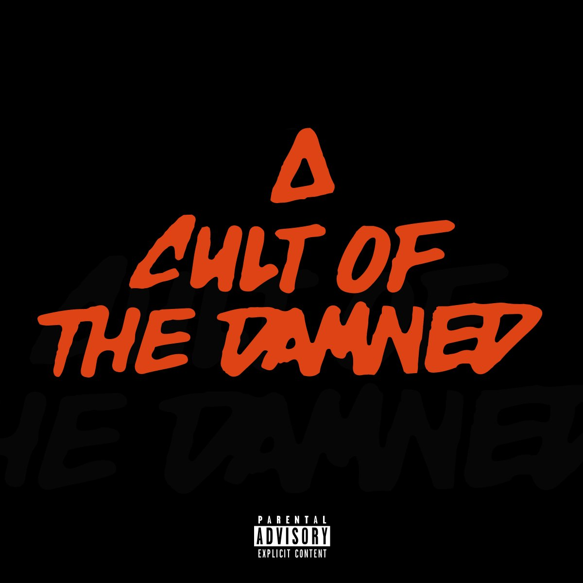 """Xisumavoid - New Music Blog : Cult Of Damned """"Cult Of The Damned"""" (2015)    #cultofthedamned"""