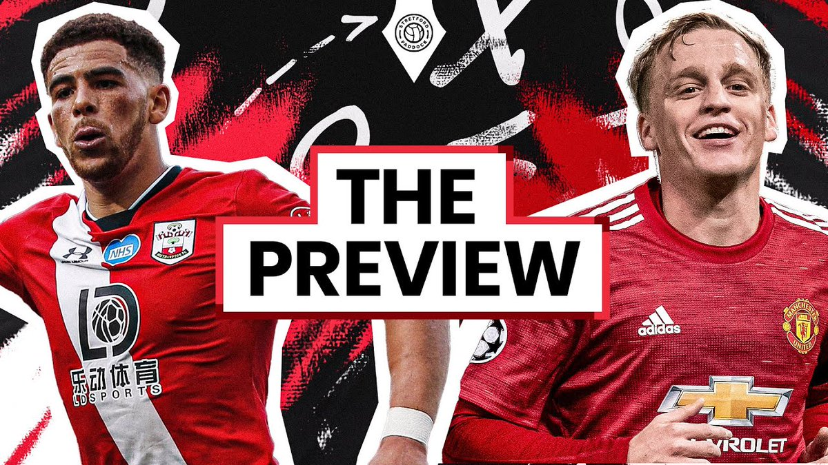 Cavani and Van De Beek To Start!? | Southampton vs Manchester United | Preview  #MUFC #RedDevils #MUFCFamily