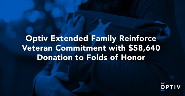 Props to @FoldsOfHonor – our #VeteransDay virtual concert raised $58,640 to fund 12 scholarships for children of veteran families.
