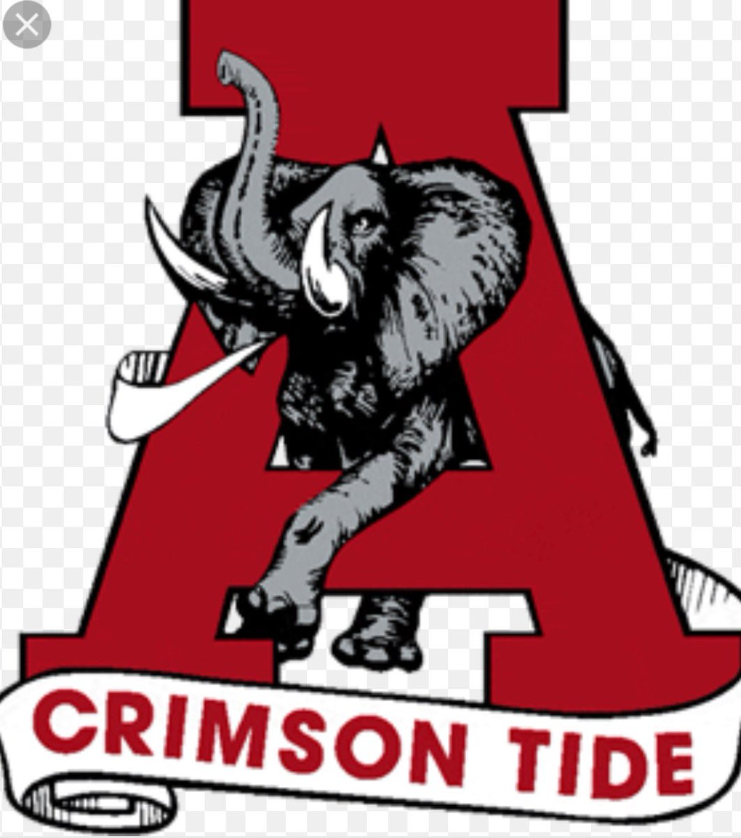 I thought Auburn was supposed to play us today. Where they at? #RollTide