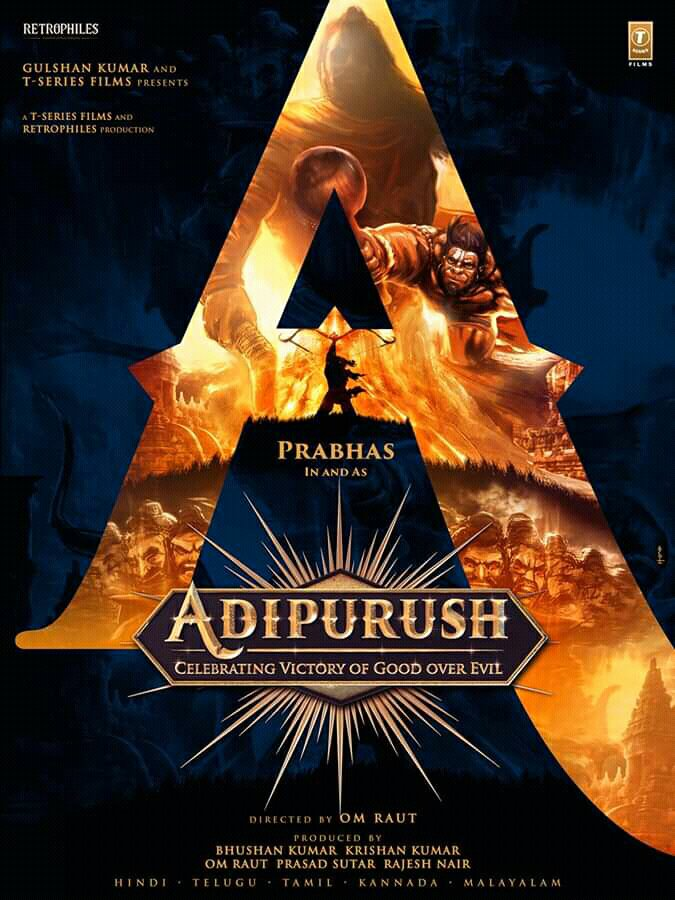 @kritisanon has been finalized as the female lead in #Adipurush . @Imangadbedi is going to play #SaifAliKhan 's son. Shoot starts from January. So, by the month of December, we can expect complete star cast . #prabhas #Adipurush  @TSeries  @omraut