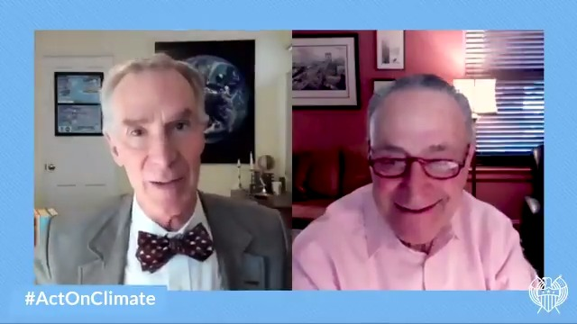 I sat down with @BillNye to talk about why we need bold climate action now. Watch: