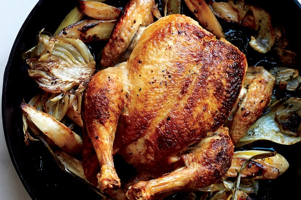There's more than one way to roast a chicken. In fact, here's a whole bunch of them. trib.al/za06vbm
