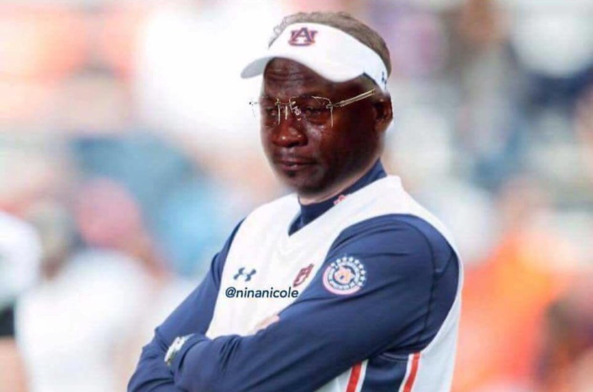 When you realize that Sark may not call the dogs off... #RollTide #IronBowl