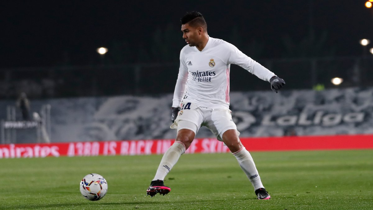 """🗣️ @Casemiro: """"We gave it our all until the very end."""" #HalaMadrid"""