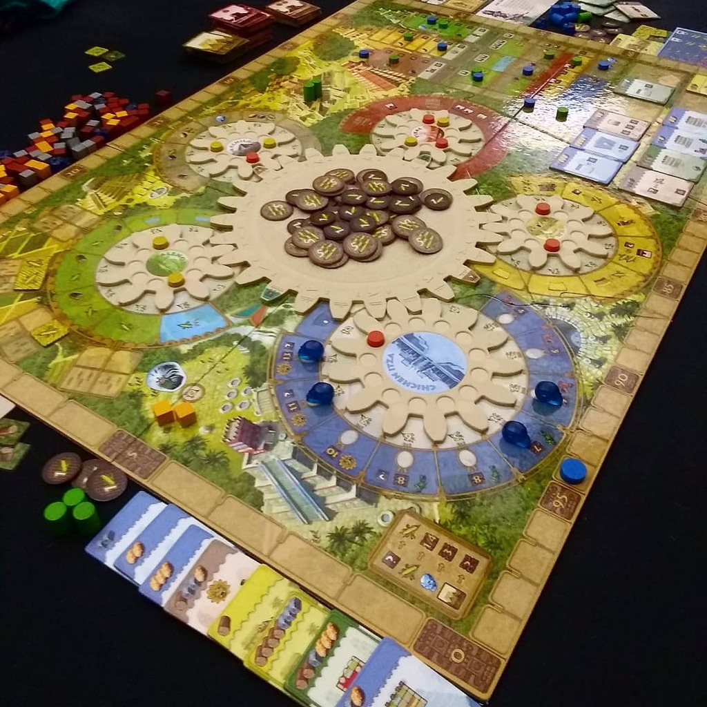 test Twitter Media - Time for some R&R with Tzolk'in:Tribes & Prophecies https://t.co/rY5ZRQrGTv https://t.co/la4SyWjD1H