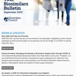 Image for the Tweet beginning: Did you know the Biosimilars