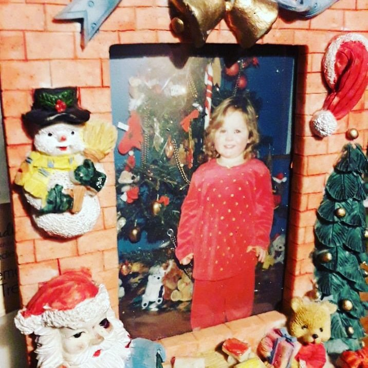 """Don""""t you just love the memories that you take out of the boxes of Christmas decorations.  #Christmas #Family #Proud"""