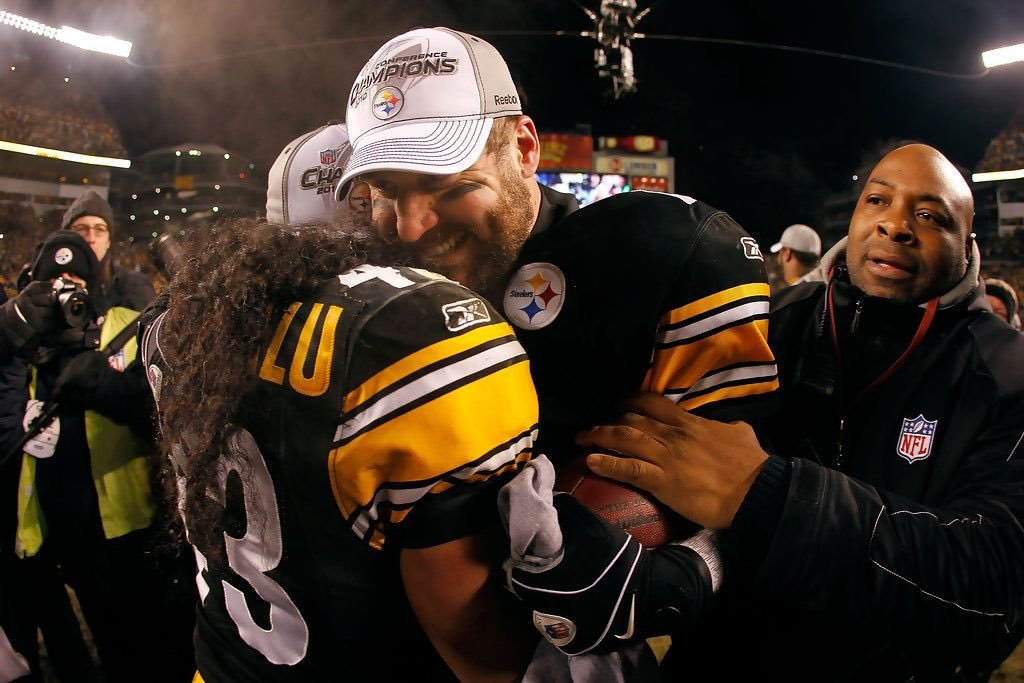 The Best! #Steelers