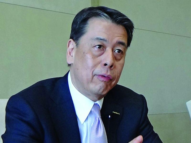MAKOTO UCHIDA: Nissan recovery plan hinges on U.S. market dlvr.it/RmcxQQ
