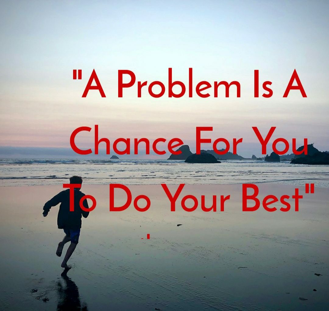 Change the way of thinking...  Follow for daily motivational quotes... #problem #entrepreneur #marketing #morning #WhoCreatedNature #twitter #Instagram #goodmorning #StartUp #startupcare https://t.co/bcIUJdoCJI