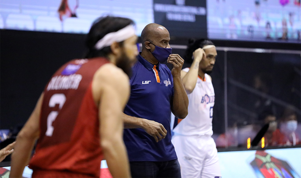 Norman Black left the PBA bubble on Friday with sweet memories of making history for Meralco in the Philippine Cup and coaching his son Aaron for the first time. @jersevilla_MB @manilabulletin  Read: https://t.co/GDnfR9dQer https://t.co/7tQuTmhPrG