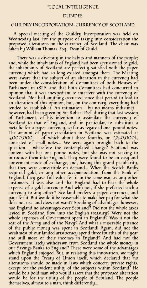 29th of November    #OTD #OnThisDay #ScottishHistory #TreatyOfUnion #PartnershipOfEquals