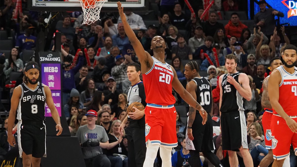 In a long, heartfelt post, Harry Giles thanked the Kings for making his NBA