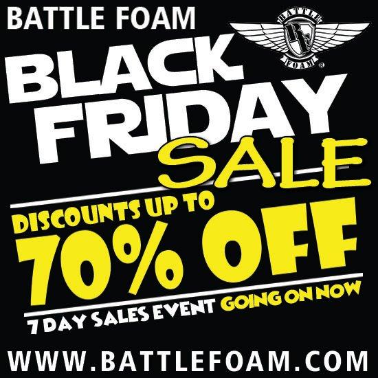 Battle Foam Battlefoam Twitter Us.battlefoam.com is on sale right now! battle foam battlefoam twitter