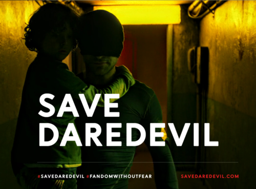 Daredevil has it all: Great stories, characters, writing, acting, fight scenes. This show needs to come back with the same amazing cast and crew. #SaveDaredevil @MarvelStudios, @Disney, @Kevfeige, @hulu