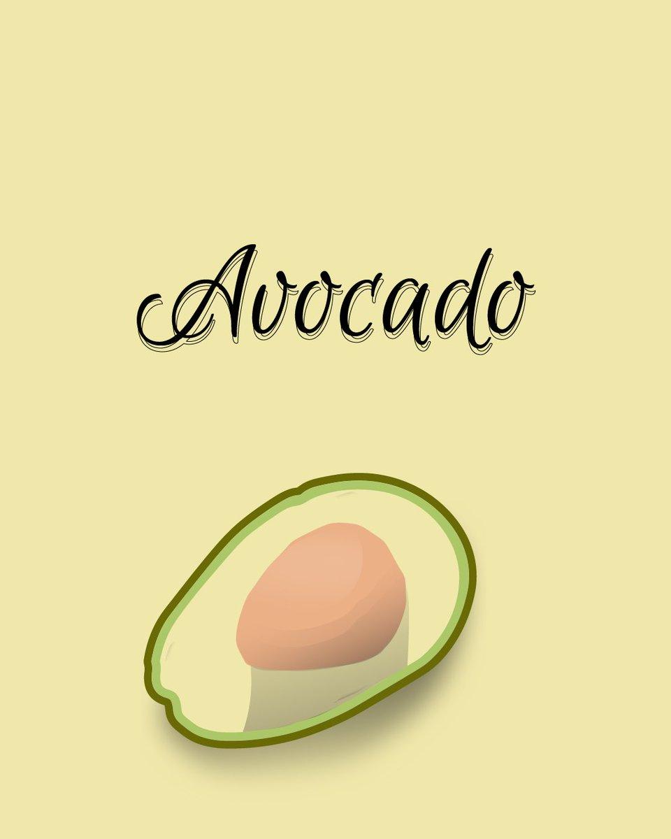 avocado #vector #draw #illustration https://t.co/K5ff1cirtL