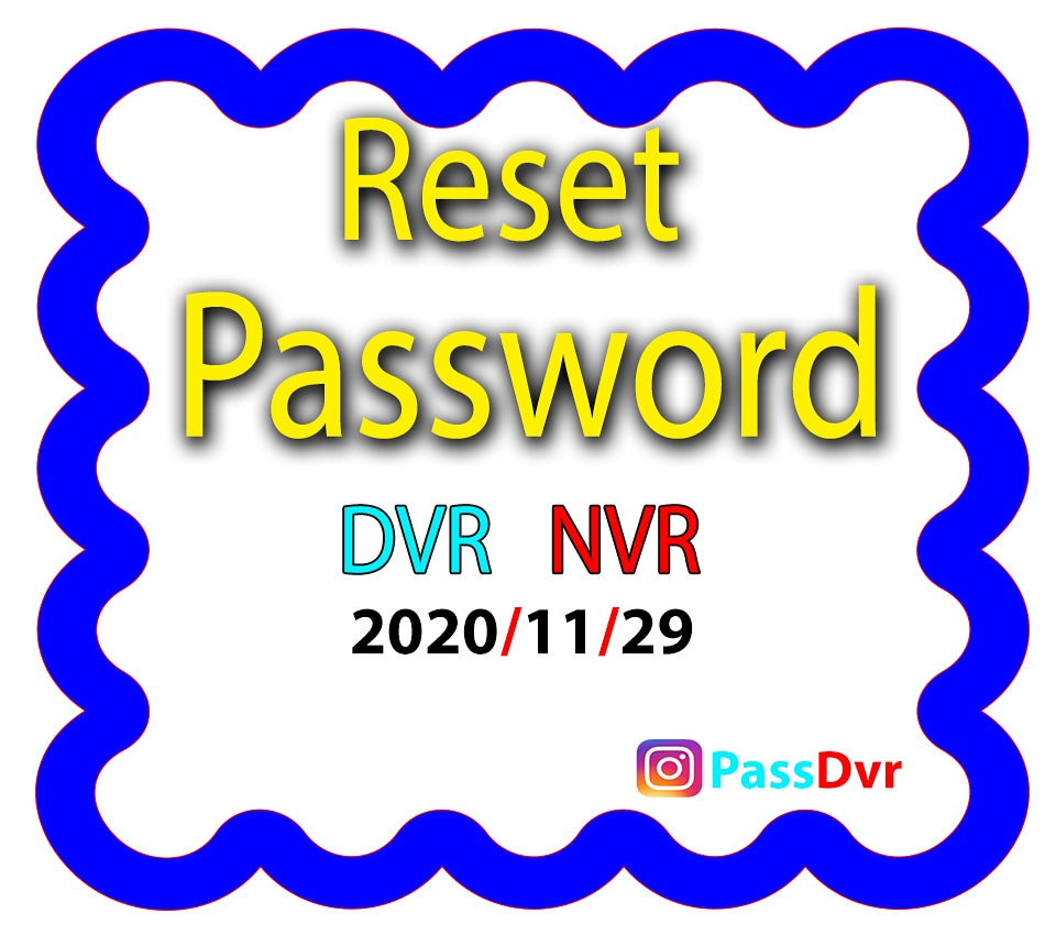 Send me a message to get the password of other dates or other models directly  #dvr #nvr #password #superpassword #reset #reset_password #resetpassword #security #system #security_system #camera #cctv #cctvcamera #cctv_camera #hikvision #dahua #ip #ipcamera #cctvcamera #bms https://t.co/QB9ppNPyLc