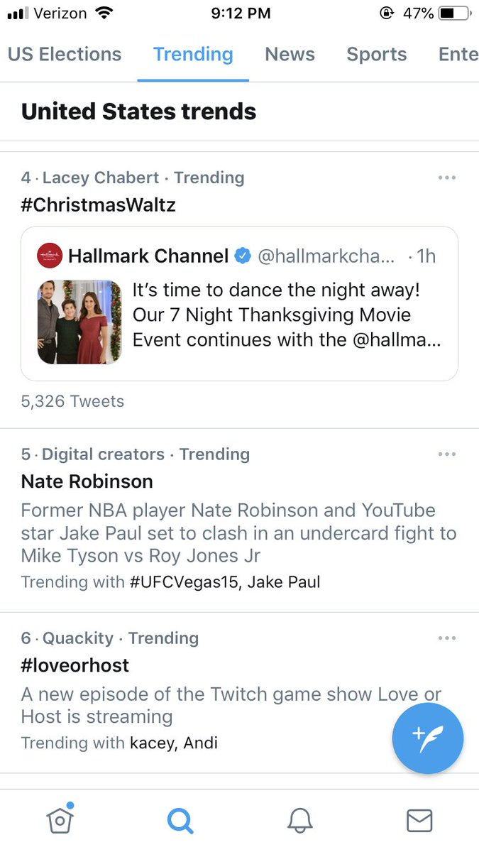 We did it! #4!!! #ChristmasWaltz @hallmarkchannel