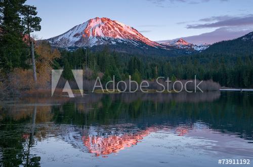Lassen Peak National Volcanic Park Manzanita Lake Sunset Stock Photo  https://t.co/s8LDYPkktJ  #Lassen #National #Park #Manzanita #Lake #Volcano #California #Landscape #USA #StockPhoto https://t.co/L35Z0n01dm