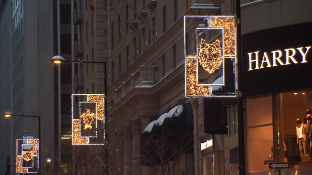 Montreal pays tribute to Mohawk culture with holiday light display