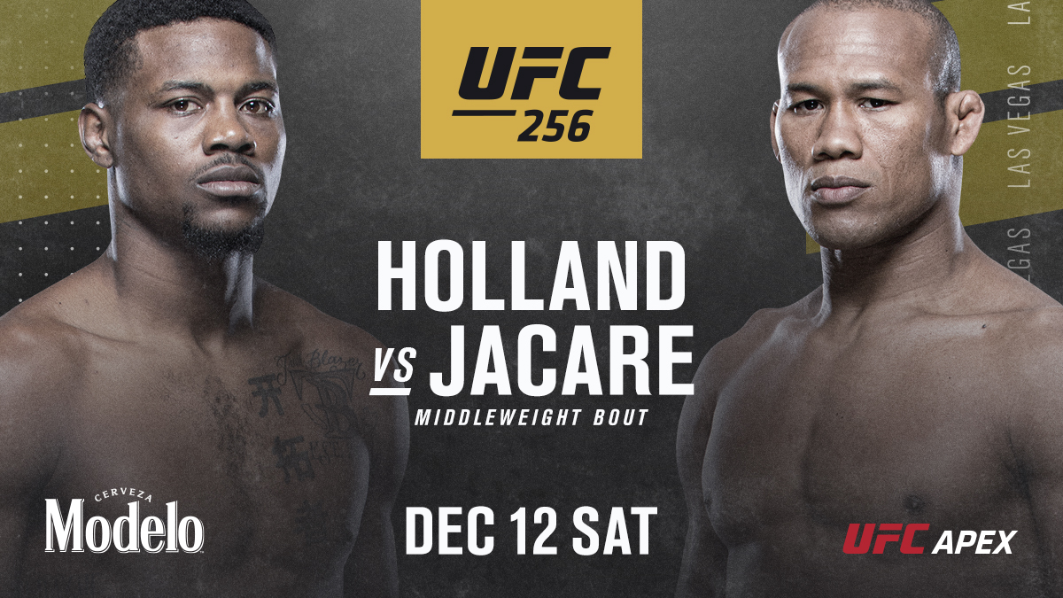 MW contenders set to collide at #UFC256   🇺🇸 @Trailblaze2top vs 🇧🇷 @JacareMMA🐊 https://t.co/wEQqjlIYiY