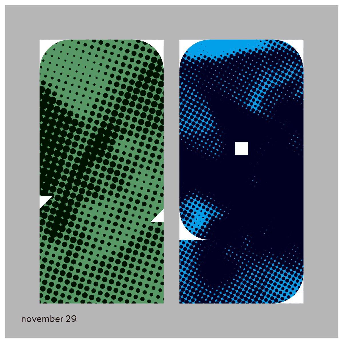 11月29日  #graphicdesign #graphic #typography #typo #グラフィックデザイン #グラフィックデザイナー #ひめくりカレンダー #カレンダー #数字 #number #calendar #graphicdesigner https://t.co/rBY5v30gry