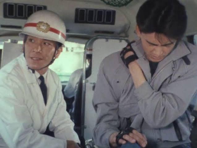 トレンドに仮面ライダーBLACKが上がっていたので便乗。怪我をした光太郎を救急車で運ぶ心優しき?私?