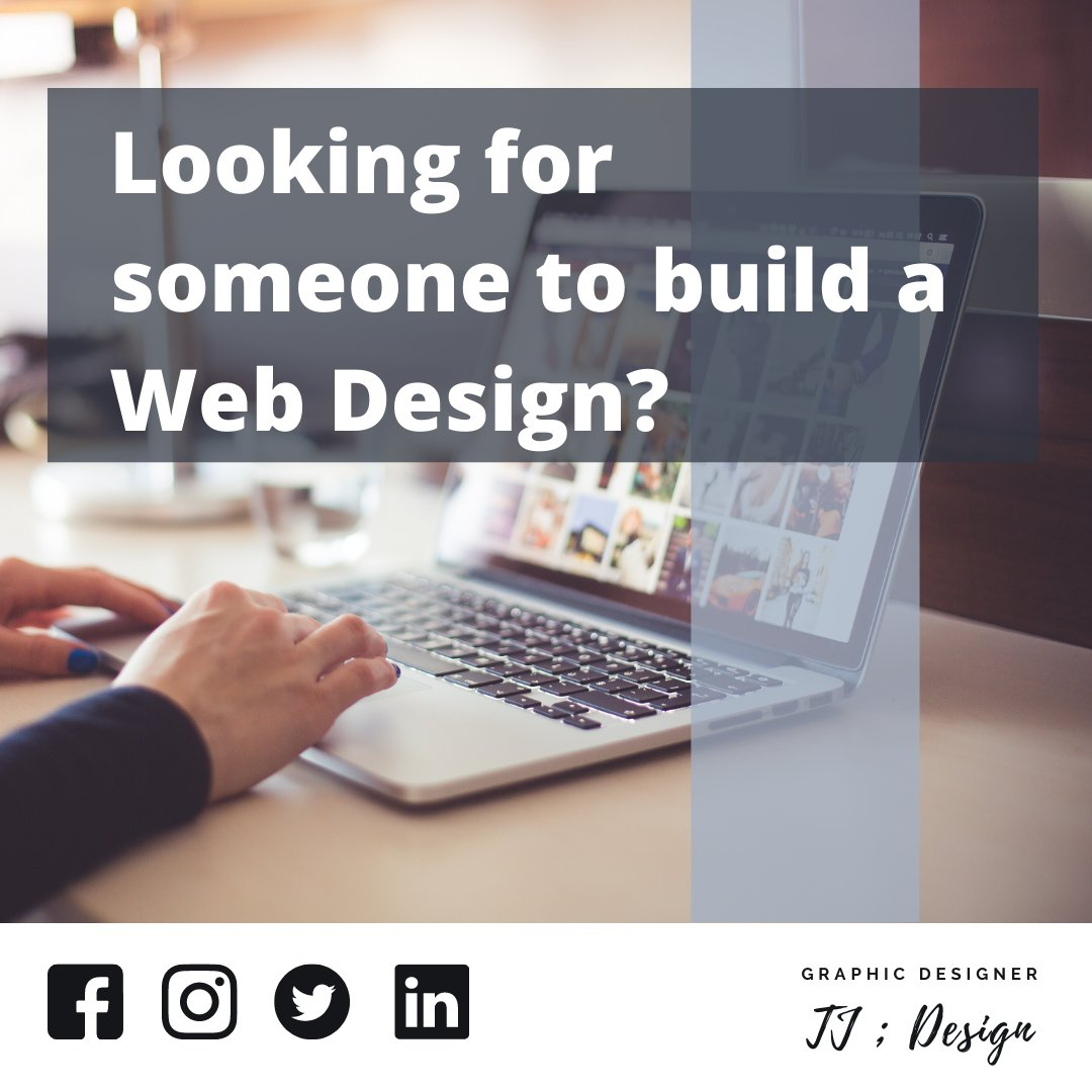 If you want to build your first website but you don't know how to make a Web Design, Contact us. We are Graphic Design we build Good design we are also n IT and we know how to build a front end or web Design for your website.  #TJ; Design #Graphic Designer https://t.co/e6BWENKYnb