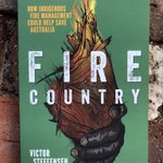 """I didn't know anything about Aboriginal fire knowledge as a kid ... it was an honour to learn from (the Elders) … They wanted to apply their knowledge back onto the land, the fire, the water, looking after the story places"" - @V_Steffensen #FireCountry"