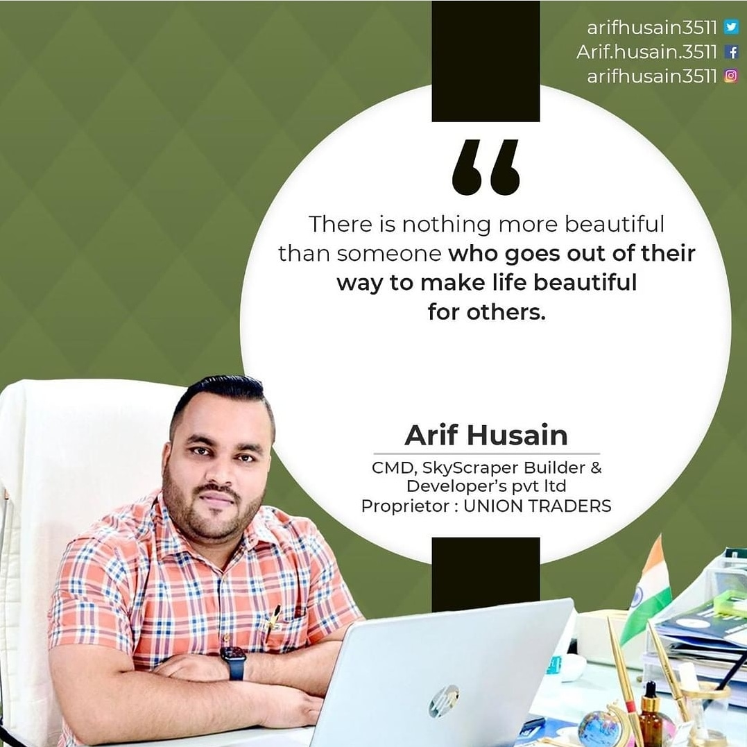 There is nothing more beautiful than someone who goes out of their way to make life beautiful for others  #arifhusain #lucknow #lucknowblogger #lucknowcity #motivational #motivation #motivationalquotes #quotes #inspiration #goals #success  #mindset #inspirationalquotes #believe https://t.co/vShIQC9WJr