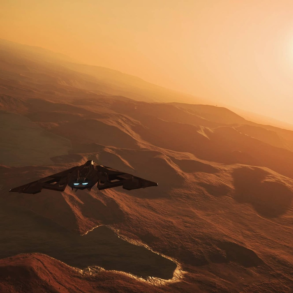 The Aegis Eclipse over an undisclosed coastal location on #Hurston in #StarCitizen alpha 3.11 . . #robertsspaceindustries #cloudimperiumgames #space #spacesim #spacegame #scifi #sciencefiction #gaming #pcgaming #starcitizenscreenshot #ingamescreenshot #ingamephotography #sta… https://t.co/WPfE2GtHmg