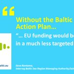 Image for the Tweet beginning: Because we give #EUfunding to