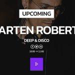 Image for the Tweet beginning: Now and Next.... Marten Roberto, Alvaro