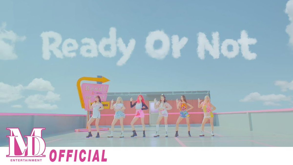 "allkpop on Twitter: ""Momoland blow it up in 'Ready or Not' MV  https://t.co/L8hLL1W1jP… """