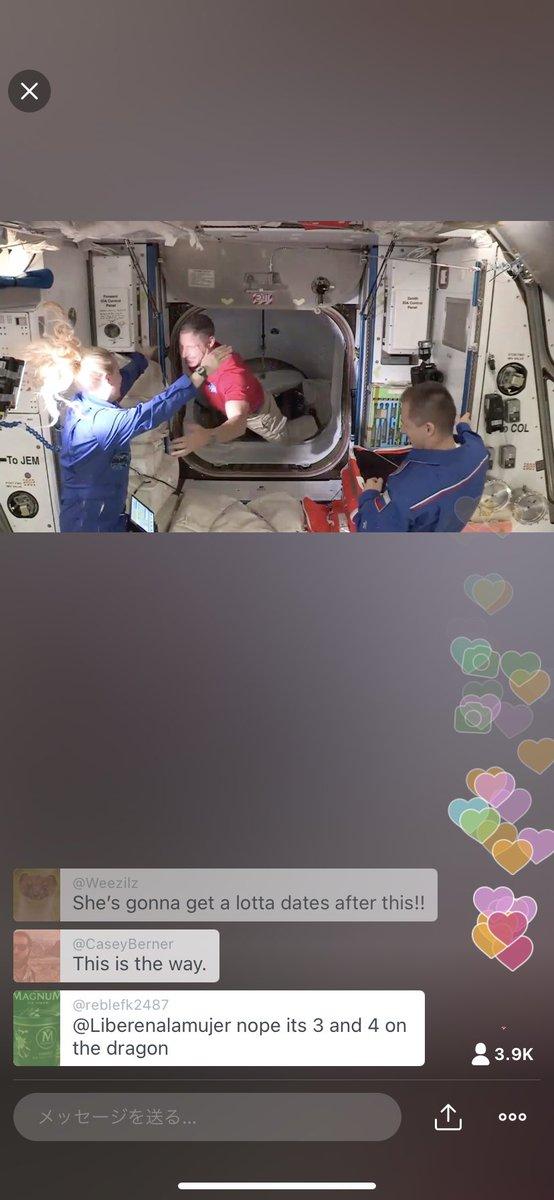 #SpaceX #NASA #Crew1 #Dragon #ドラゴン宇宙船#カッコいい宇宙機 #民間宇宙開発ようこそー!!