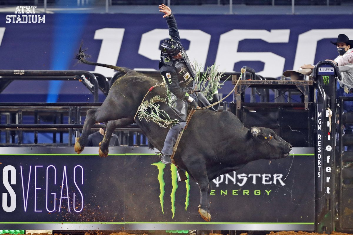 Take a 👀 at some of our favorite 📸 from @PBR World Finals held at #ATTStadium over the weekend!