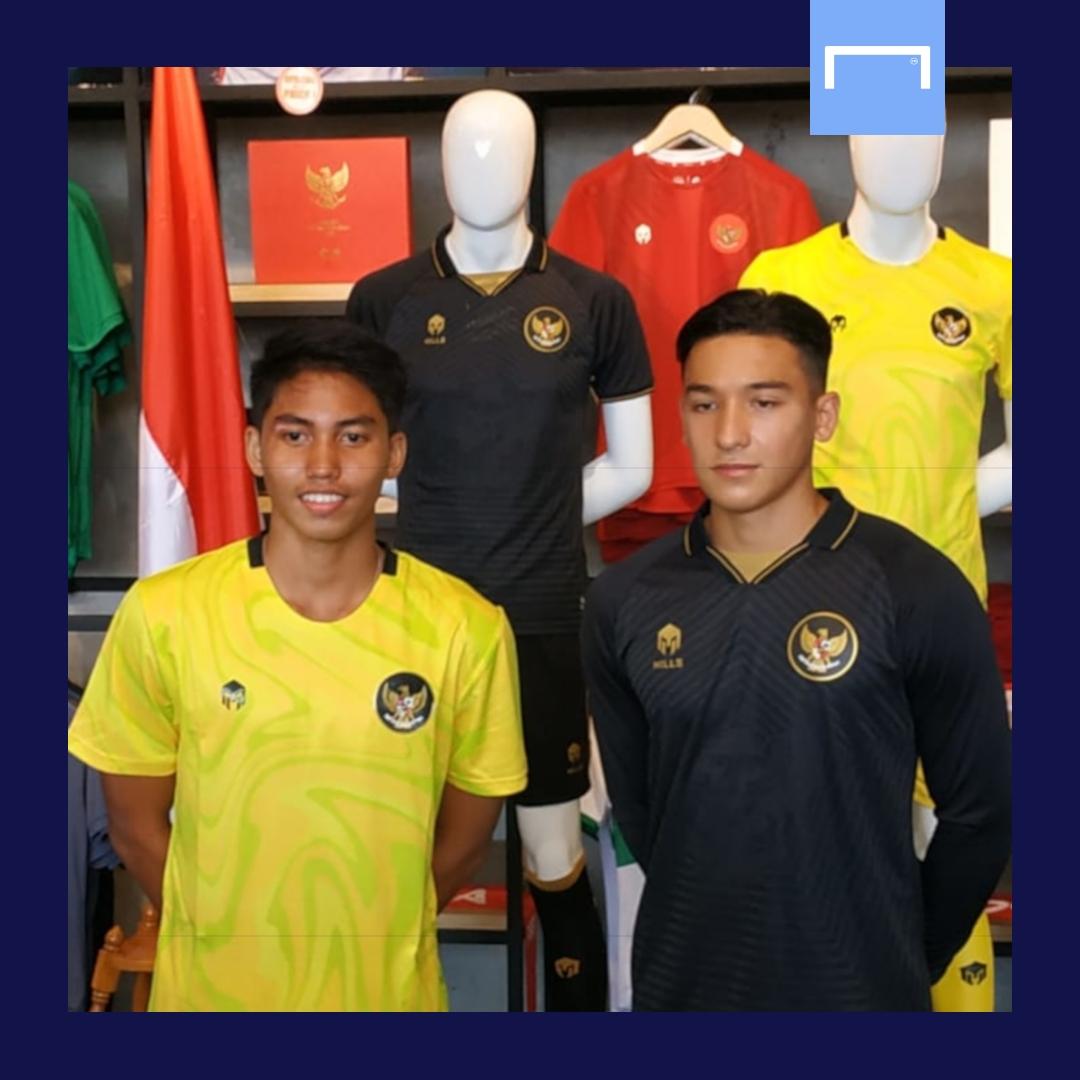 PSSI resmi meluncurkan jersey kiper (kuning) dan jersey ketiga (hitam) untuk Timnas Indonesia.  Bagaimana pendapat kalian?