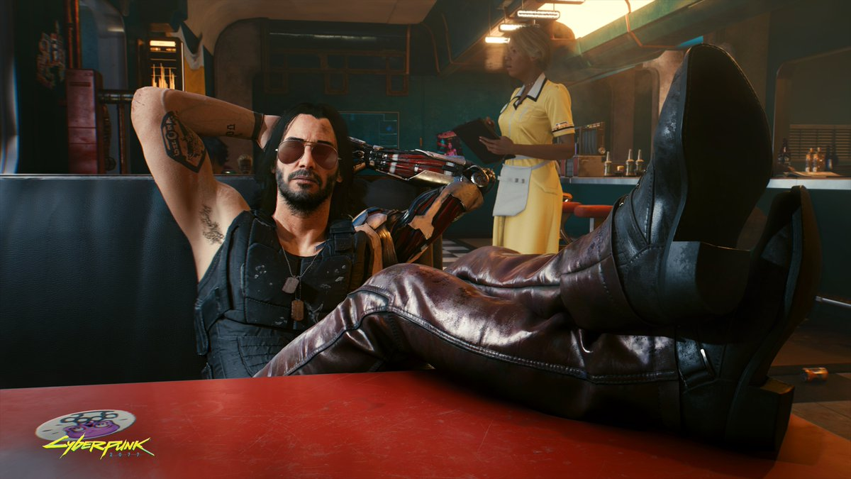 Cyberpunk 2077 corriendo en Xbox Series X y Xbox One X