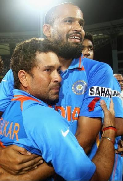 Happy Birthday @iamyusufpathan!  Wishing you a year full of happiness and health.