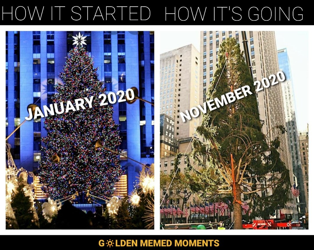 15+ 2020 Rockefeller Christmas Tree Ugly
