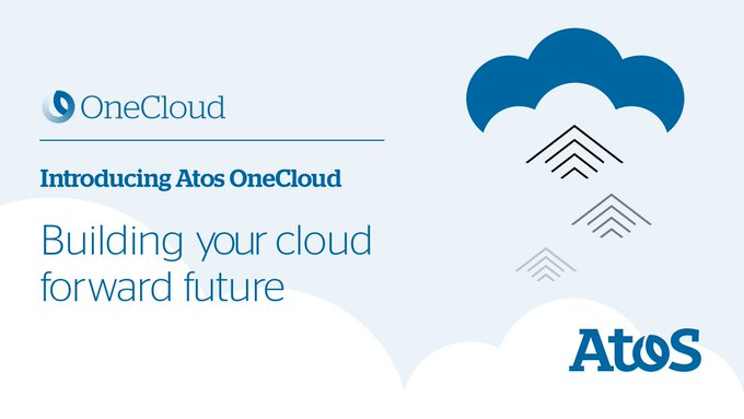 Introducing Atos OneCloud Building your cloud forward futureLearn more about this...