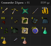 Mika279 - Happy gamer moment. This is where my bandos luck went huh?