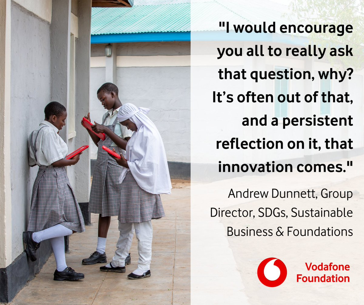 Good luck to all of the @VodafoneGroup graduates taking part in the NOVA #Ideathon2020 this week, which is supported by @VodafoneFoundation to innovate new technologies for our #InstantNetworkSchools programme. 🎓 #ConnectedLearning #ConnectingForGood