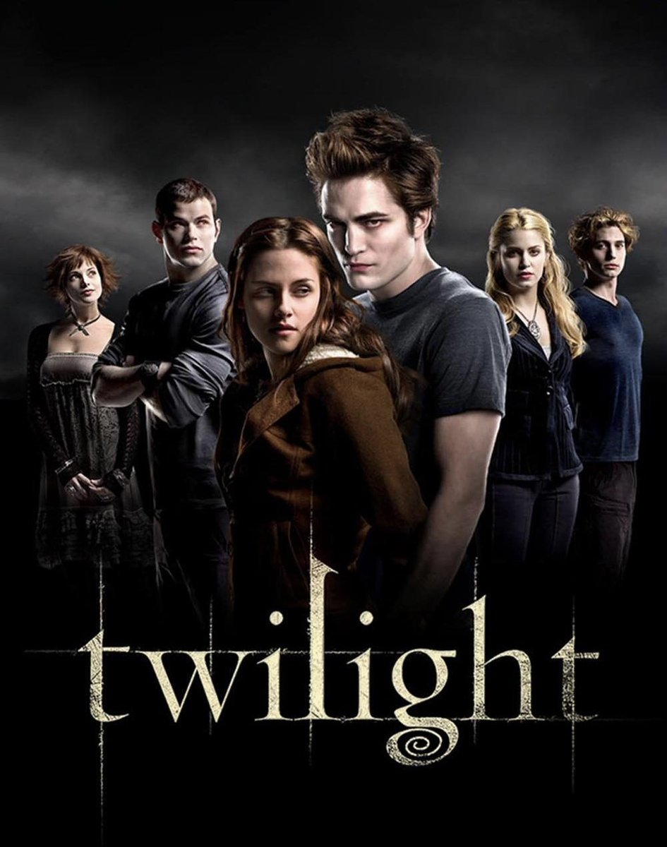 what line from Twilight do you randomly say?