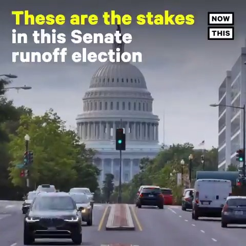 Two runoff elections in Georgia will decide control of the Senate in January. As Obama said in Atlanta earlier this month, this is a big deal. Here's why it matters.