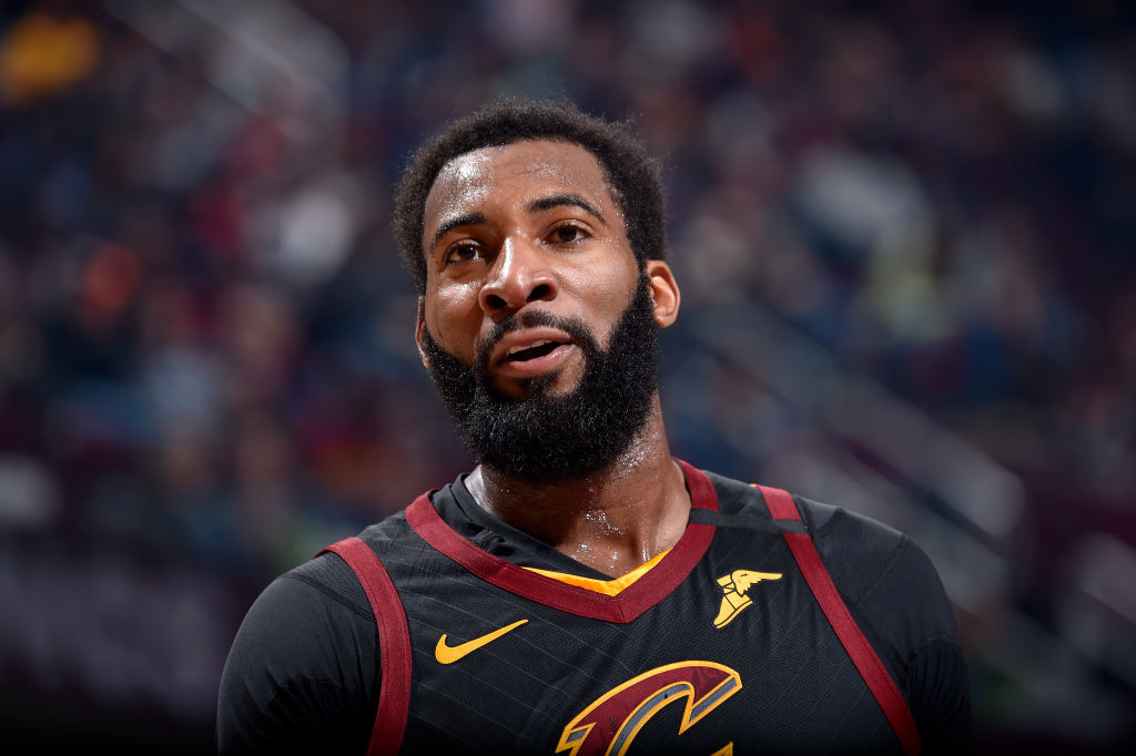 Andre Drummond is picking up his $28.7M player option with the Cavs this season, per @TheSteinLine