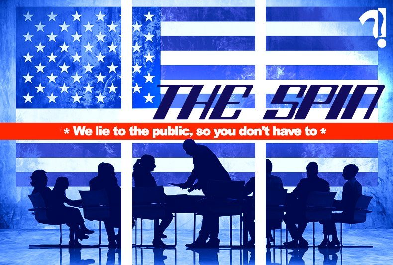 Looking for something new to watch? Less than a week left to see @InterrobangThPr's The Spin! Such a clever and compelling production, dont miss it. The Spin streams via @BroadwayWorld until November 22! Tickets are $15. More info & buy tix here: interrobangtheatreproject.com