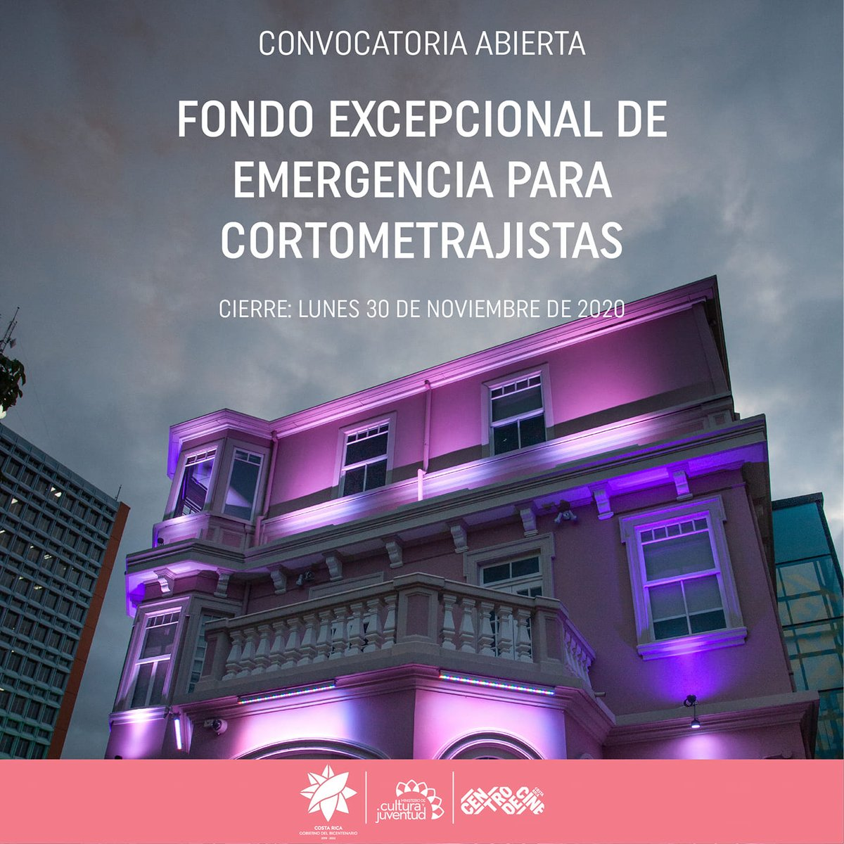 Ministerio de Cultura y Juventud (@MCJ_CR) | Twitter
