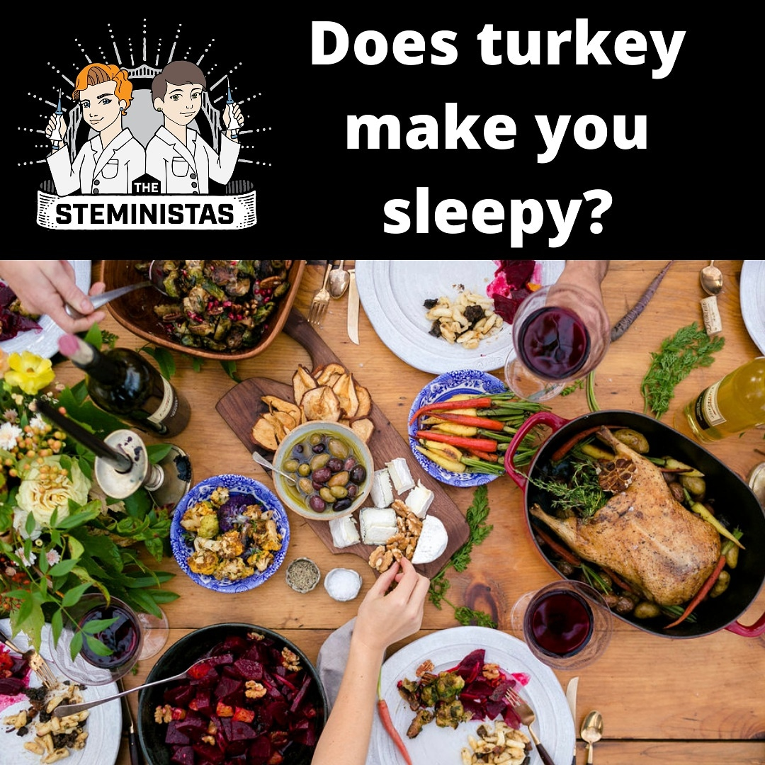 Have you ever finished a Thanksgiving meal and wondered why you felt so tired and someone replied that it was the tryptophan in the #turkey? In this weeks podcast we unpack this common belief, discuss the science behind this claim and if there is truth to it!